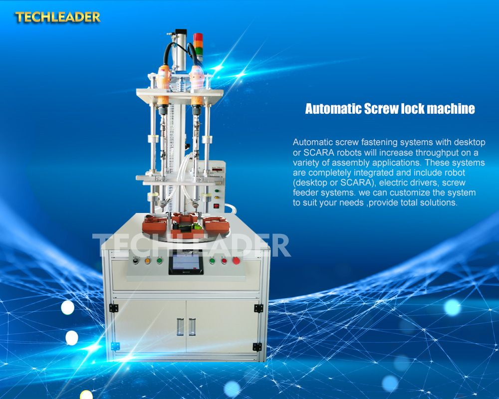 automatic screw locking machine machine for sale
