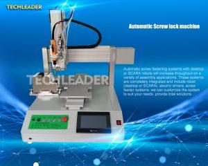 automatic screw locking machine