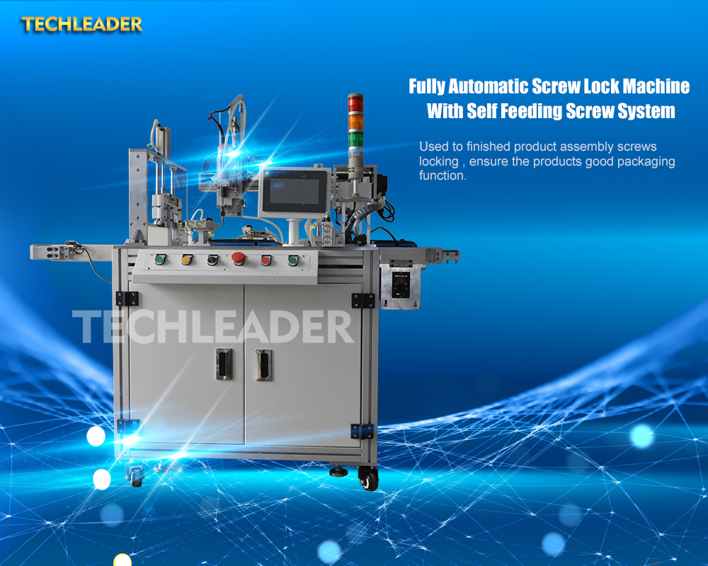 automated screw driving system manufacturer usa