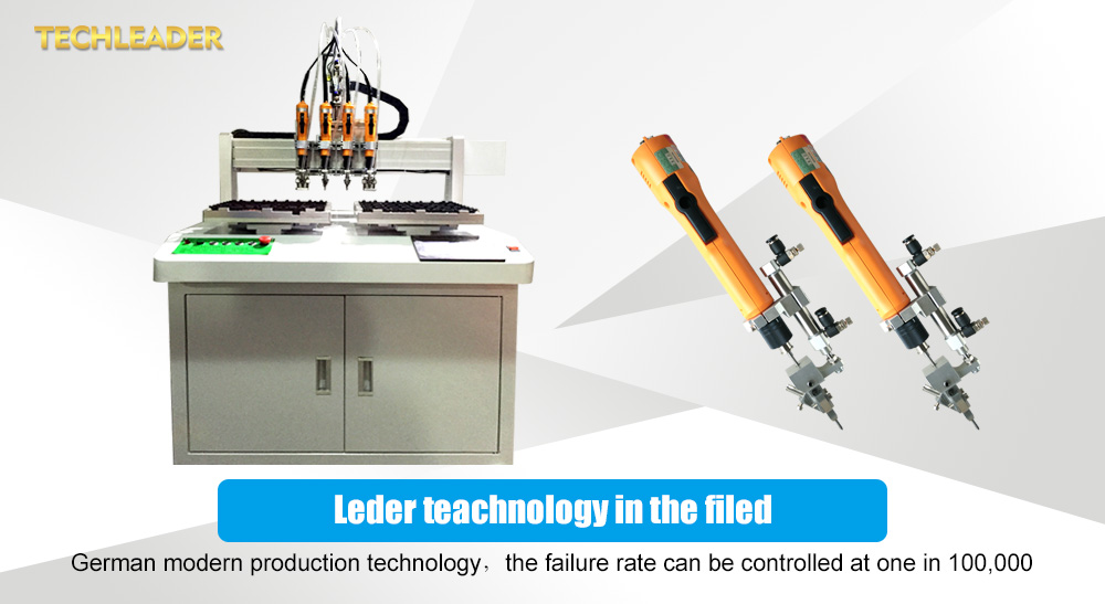 automatic screw fastening machines and system