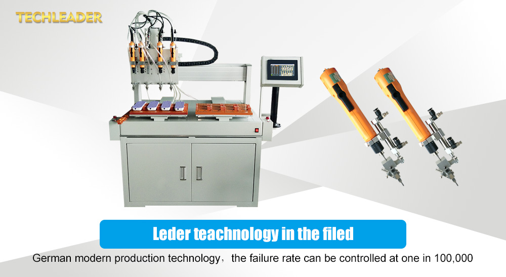 China automatic feed screwdriver system manufacturer